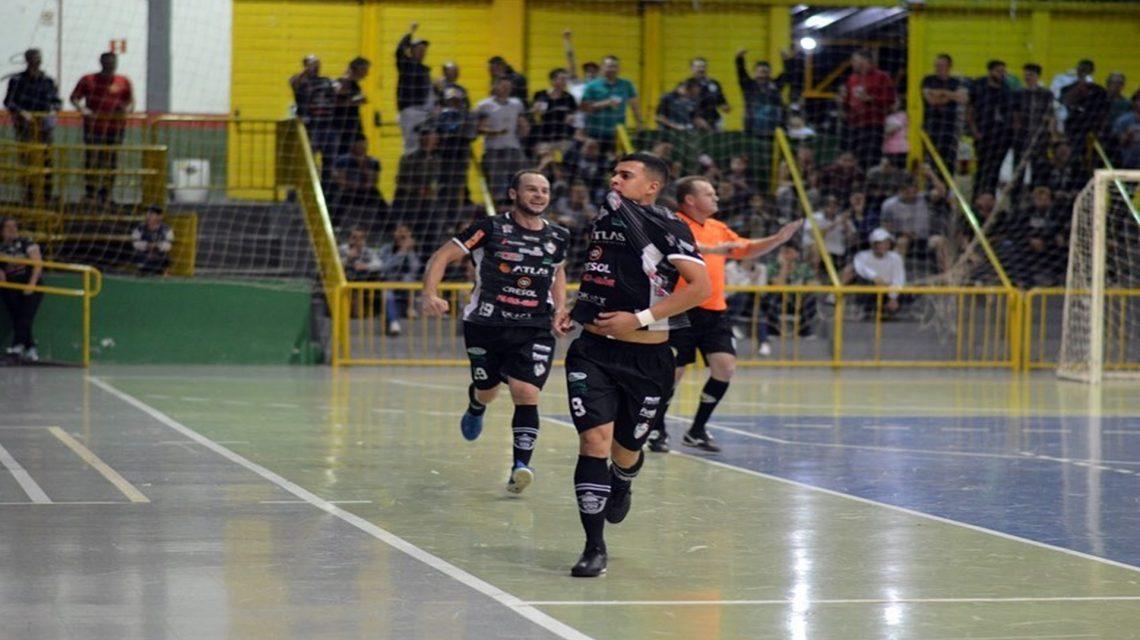 Série Prata: Coronel Futsal vence Acel-Chopinzinho na primeira partida da semifinal