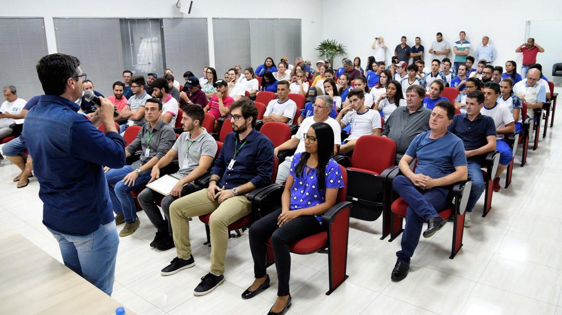 Administração promove audiência pública para conferência do Plano Diretor de Saudade do Iguaçu
