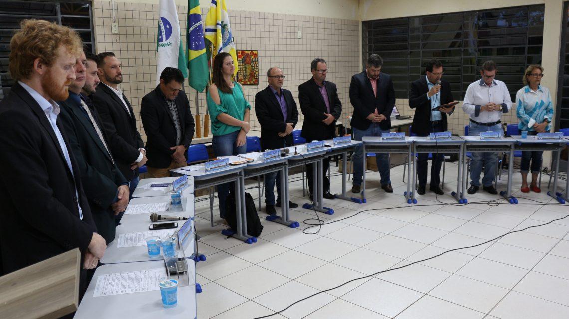 Francisco Beltrão: Câmara realizou sessão itinerante no bairro Padre Ulrico