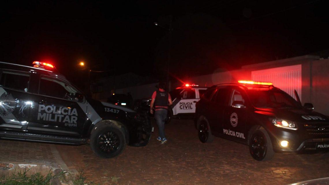 Foragido da Pentienciária Estadual de Francisco Beltrão morre em confronto com a polícia de Laranjeiras do Sul
