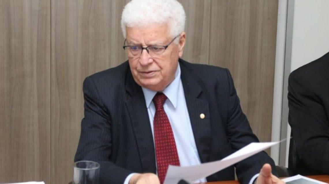 STF mantém execução da pena imposta ao ex-deputado federal Nelson Meurer