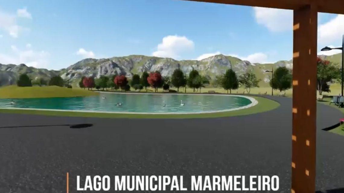 Administração anuncia construção de Lago Municipal em Marmeleiro