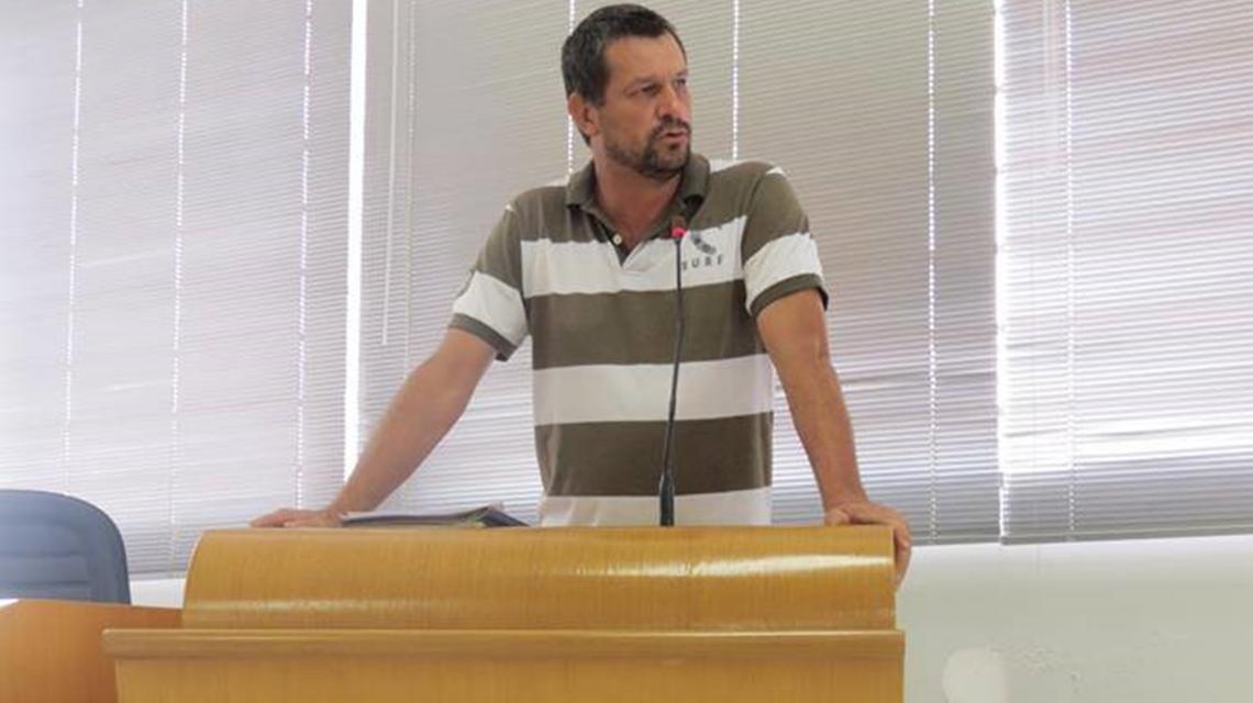 Câmara de Clevelândia extingue mandato de vereador