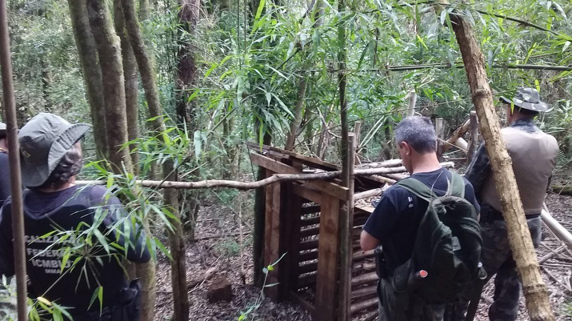 ICMBio e Polícia Ambiental de SC deflagram operação contra caça na região