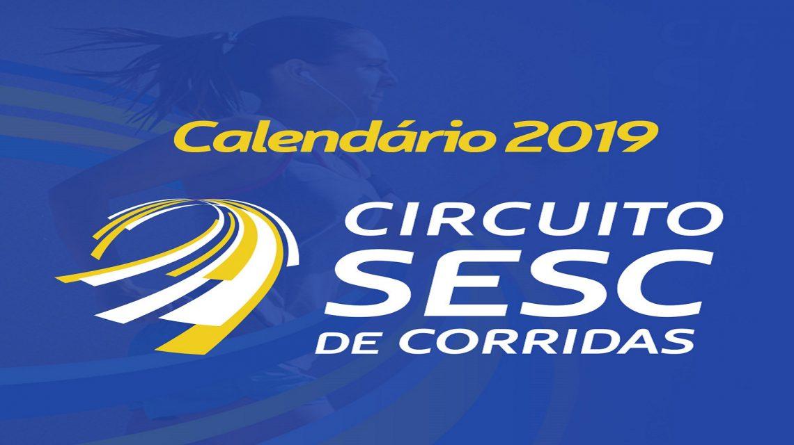 Francisco Beltrão: Circuito Sesc de Corrida acontecerá neste sábado