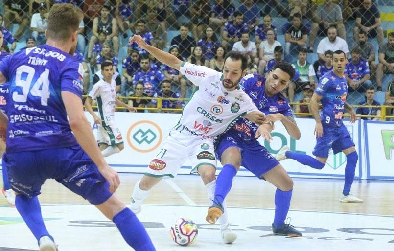 Marreco vence na prorrogação e vai para as semifinais na Liga Paraná