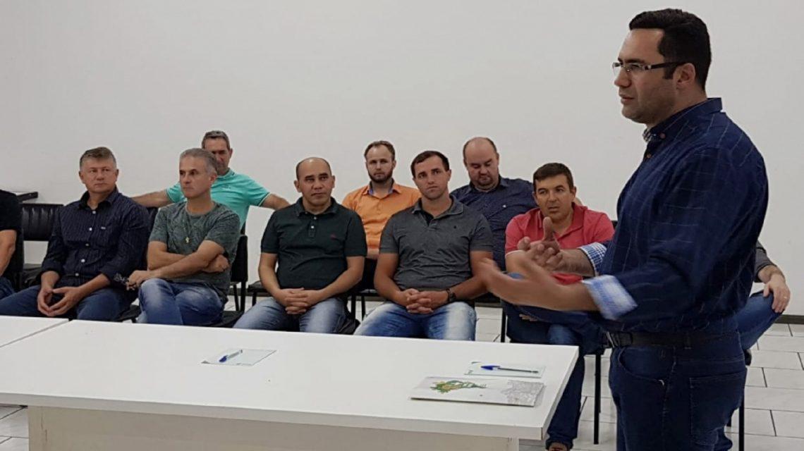 Estrada-Parque e mais policiamento são assuntos em reunião da Cacispar