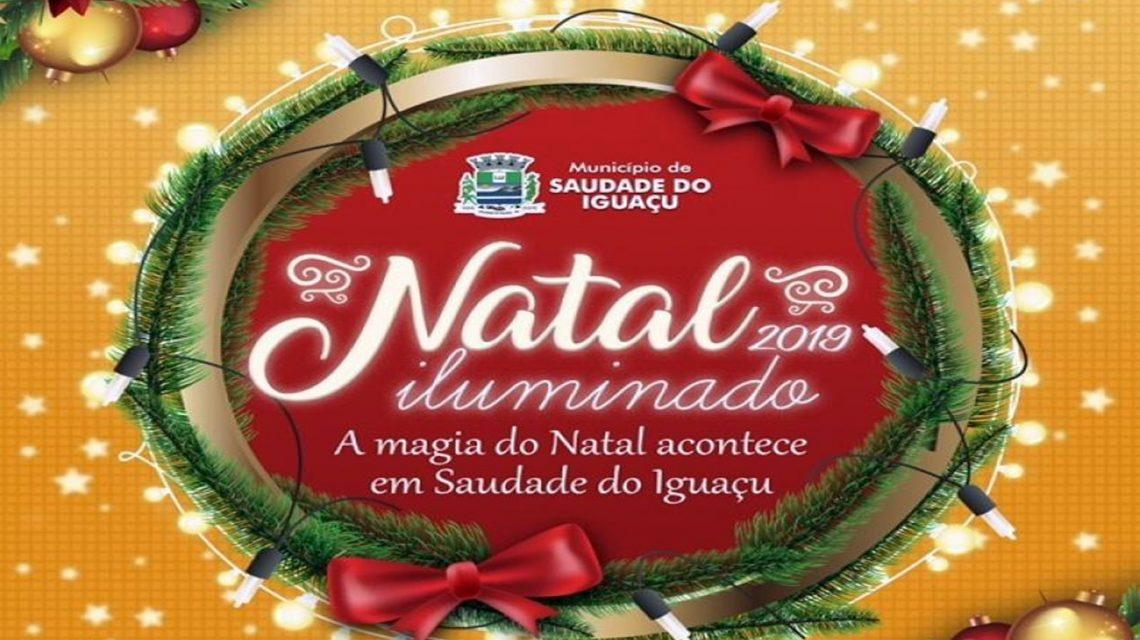 Lançada a programação do Natal Iluminado de Saudade do Iguaçu
