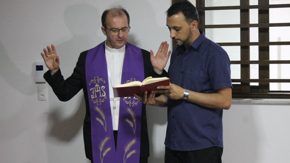 Diocese inaugura Casa Episcopal em Francisco Beltrão