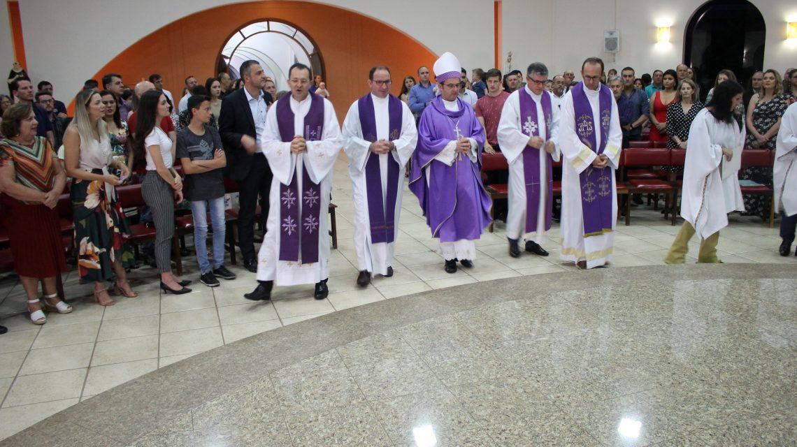 Diocese realiza Formatura do Curso de Teologia para Leigos