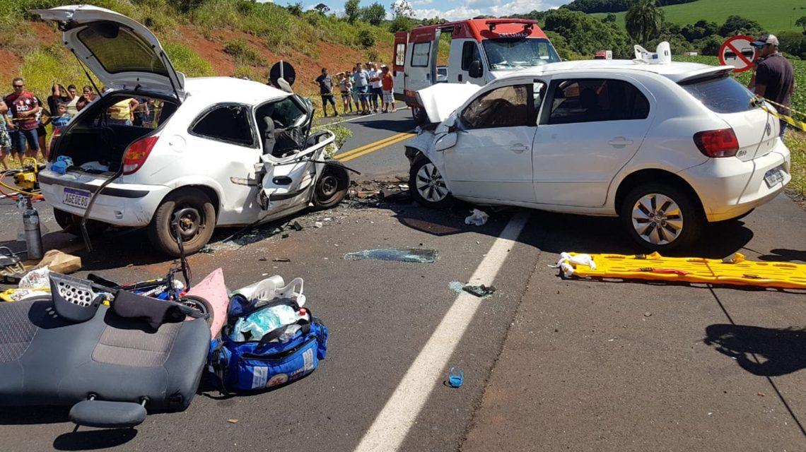 PRF registra dezesseis mortes em rodovias do Paraná