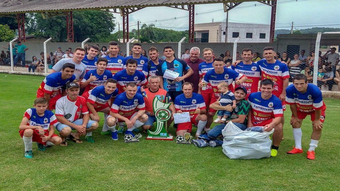 Saldanha Marinho é a campeã do Municipal de Futebol de Sulina