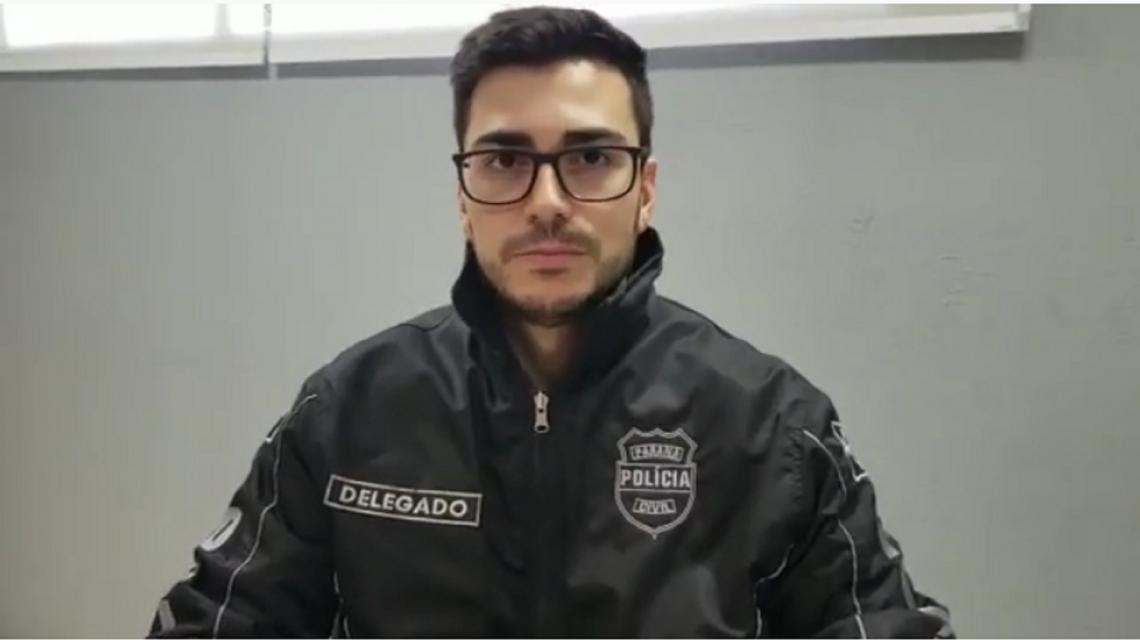 Polícia Civil prende acusado de pedofilia em Francisco Beltrão