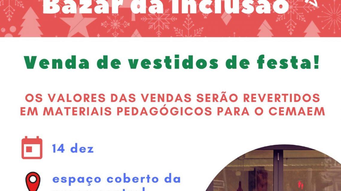 Cemaem de Francisco Beltrão promoverá bazar da inclusão neste sábado
