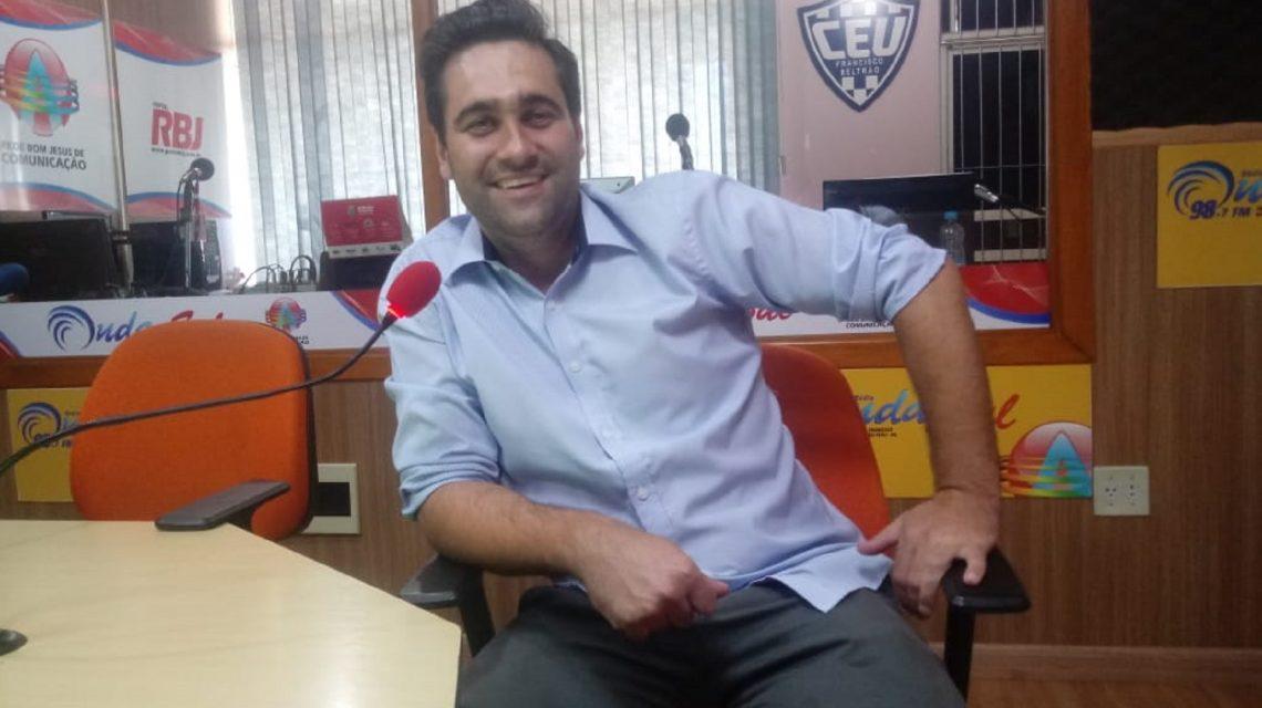 2020 com novidades: Onda Sul FM contrata diretor de jornalismo