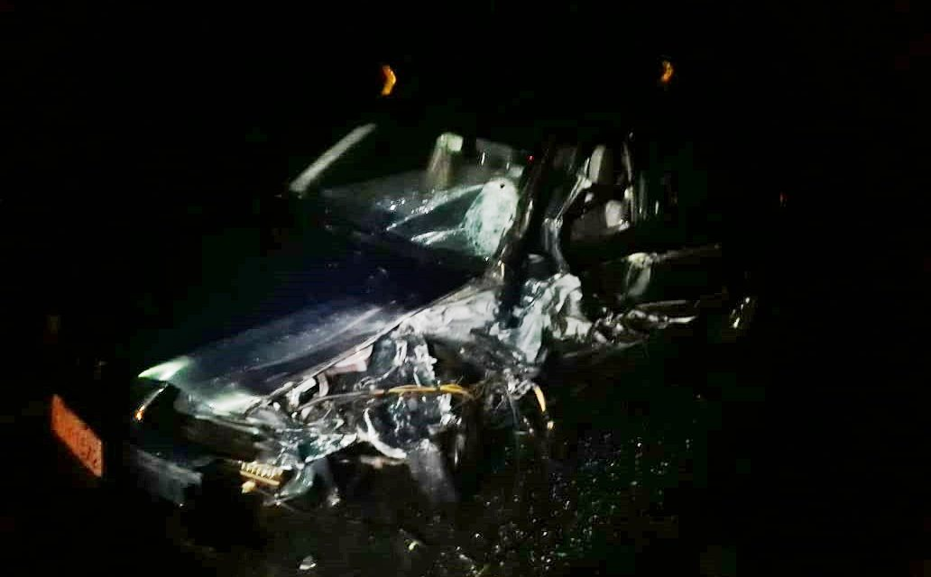 Motorista bêbado provoca acidente na BR-373, em Candói