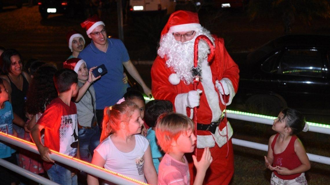 Chopinzinho: União das comunidades tem marcado a Caravana do Natal Encantado