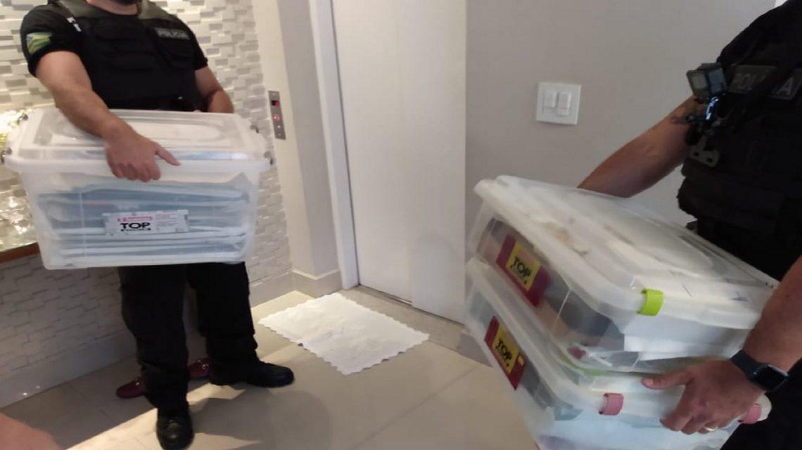 Médicos do Paraná são presos suspeitos de reaproveitar materiais descartáveis