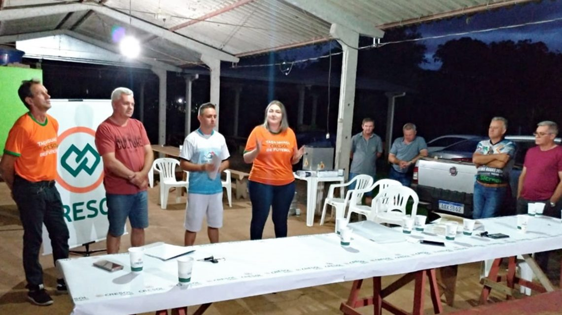 Sulina: Congresso técnico define grupamentos e outros detalhes da Taça Iguaçu Cresol 2020