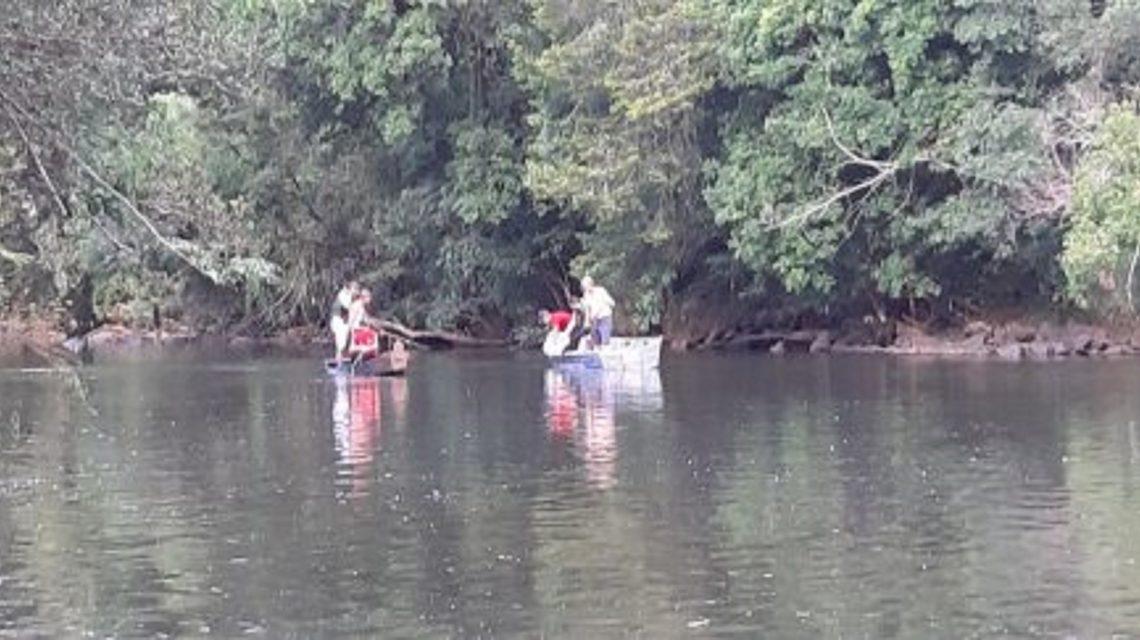 Cinco pessoas morrem afogadas no rio Jangada em General Carneiro