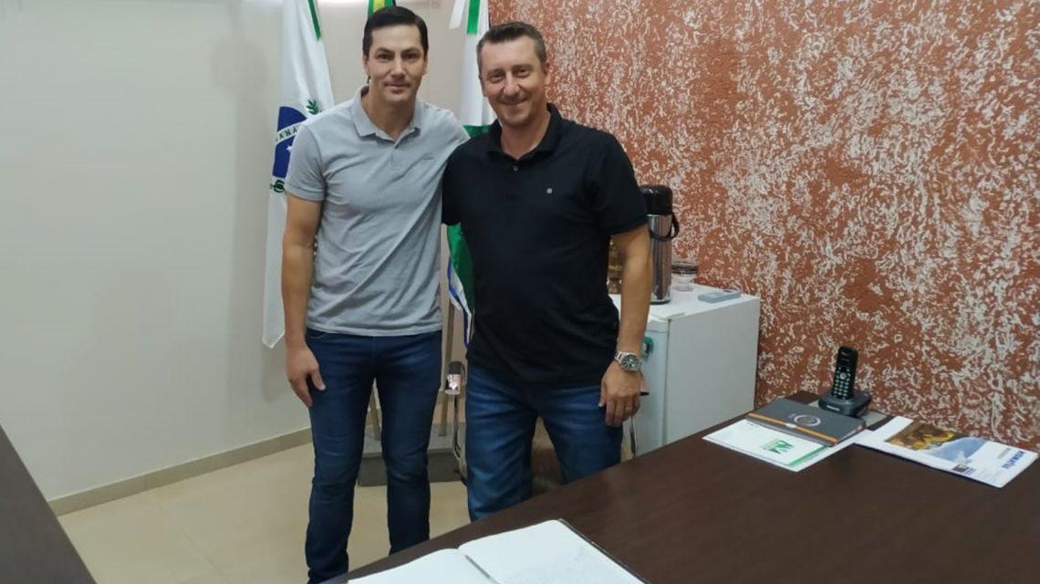 Vice assume prefeitura pelo período de 30 dias em Boa Esperança do Iguaçu