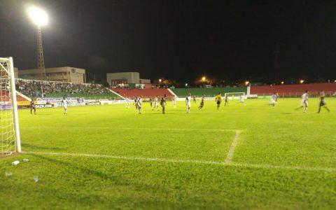 Fora de casa, União empata em 1 a 1 com o Toledo na segunda rodada do Paranaense
