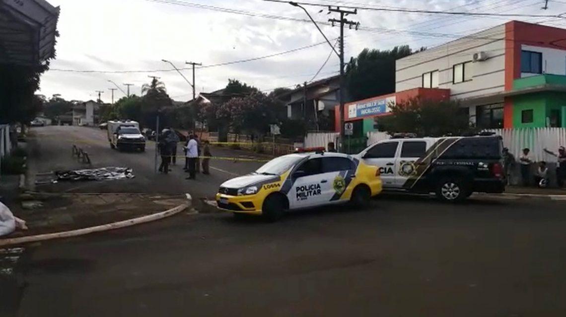Homem é encontrado morto em Coronel Vivida