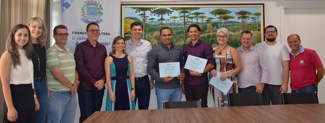 Conselheiros tutelares de Francisco Beltrão tomaram posse nesta sexta-feira