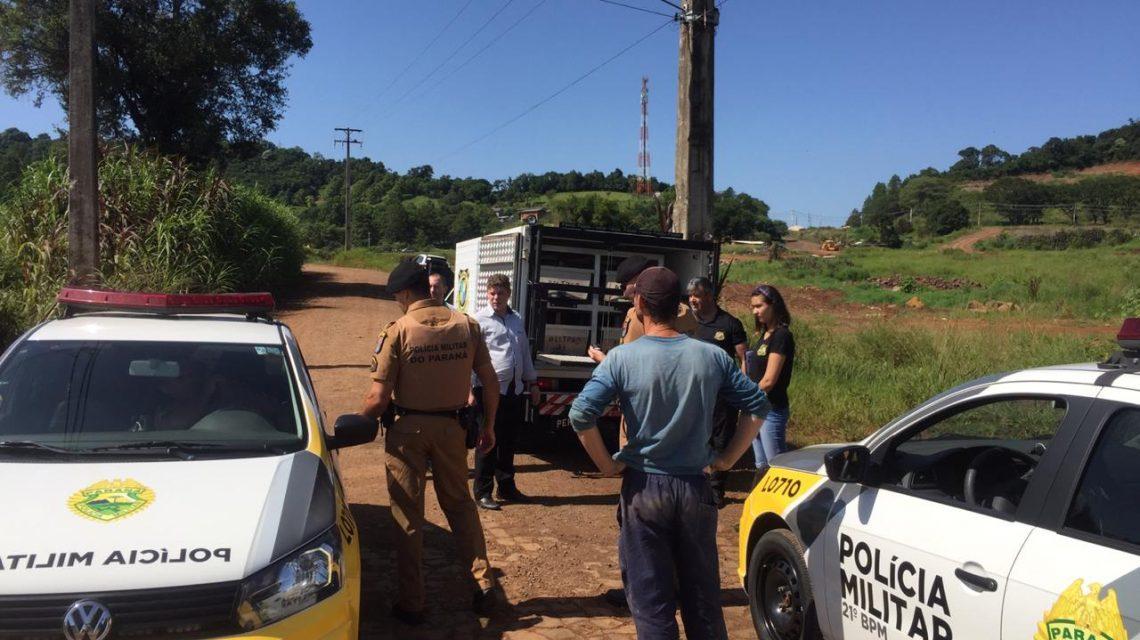 Jovem morto em Francisco Beltrão é sepultado em Enéas Marques