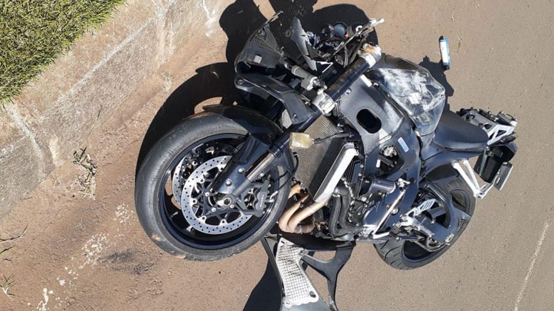 Professora morre em acidente com moto no perímetro urbano de Guarapuava