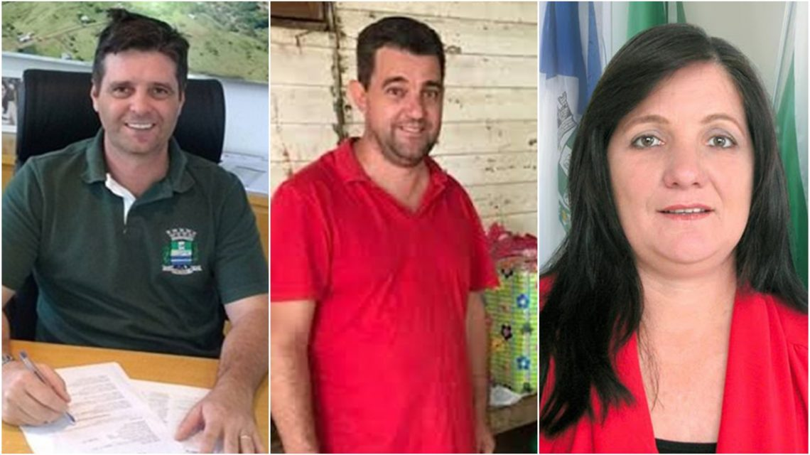 Prefeito, vice e vereadora de Saudade do Iguaçu tem mandatos cassados pelo TRE