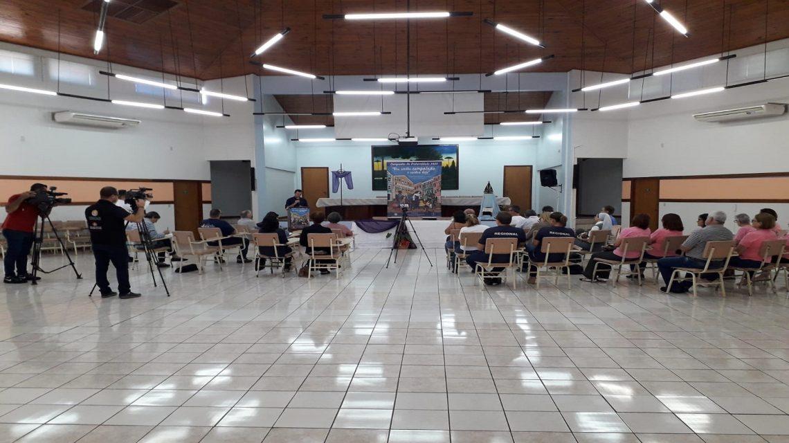 Diocese de Palmas/Francisco Beltrão lança Campanha da Fraternidade 2020