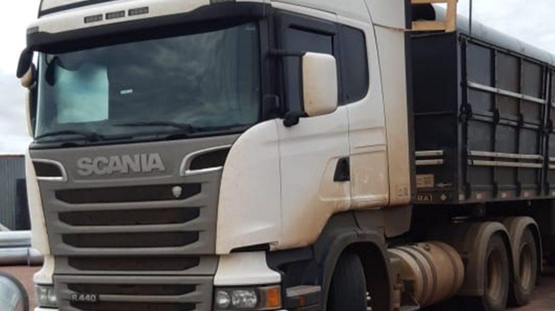 Assaltado em Água Doce, motorista é libertado em Foz do Areia