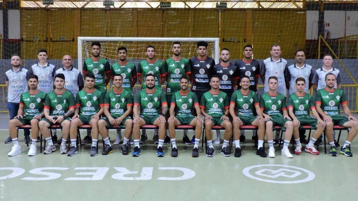Coronel Futsal apresenta elenco para disputa do Paranaense da Série Prata 2020