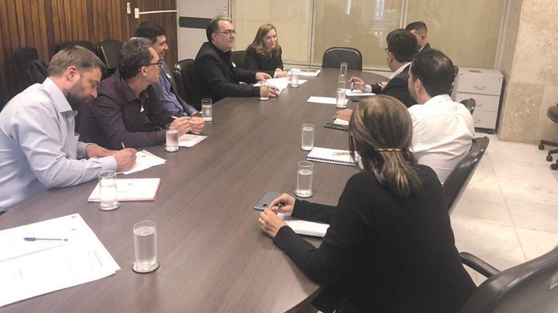 Comitê do APL de Alumínio vai a Brasília buscar revisão de normativa do Inmetro
