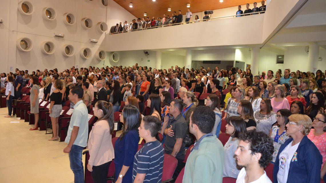 Palestra sobre o Autismo lota auditório do Centro Cultural em Palmas
