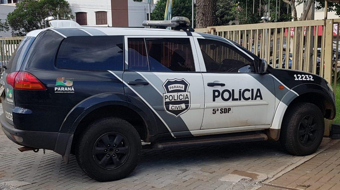 Acusado de estrangular e roubar idosos é preso em Pato Branco