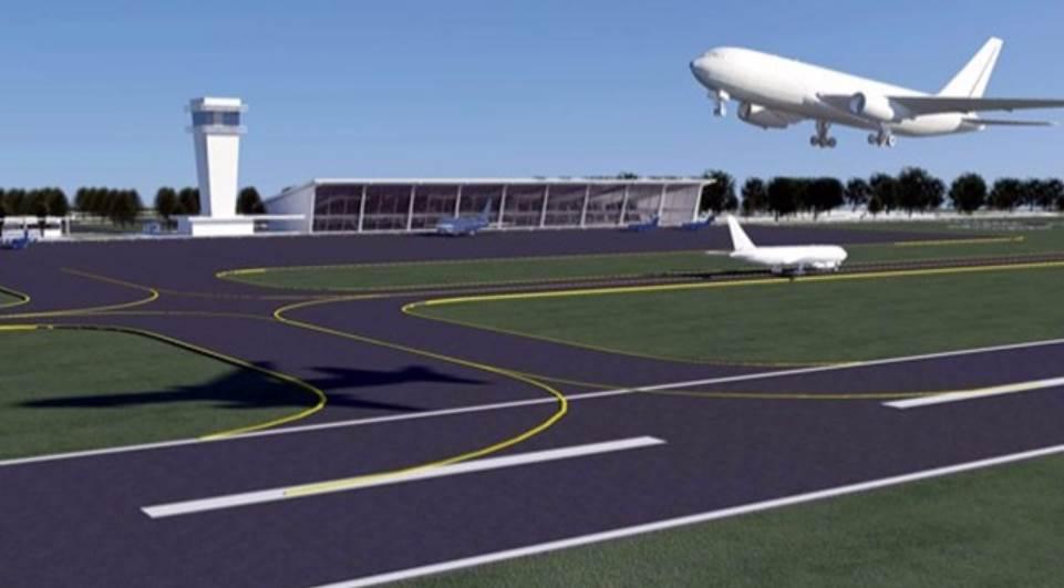 Renascença: Políticos prometem aeroporto regional em até sete anos