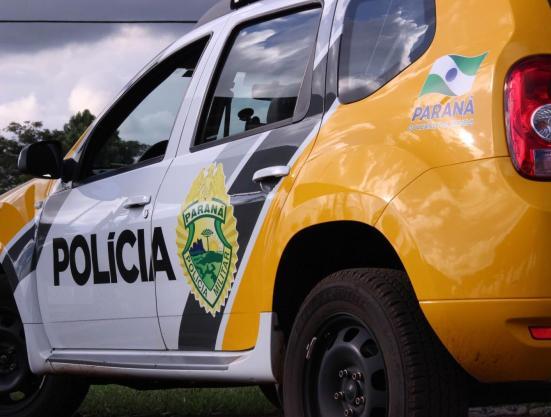 Dois Vizinhos: bandidos assaltaram um bar levando dinheiro e celulares