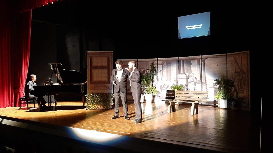 Espetáculo de ópera da Coperarte lota auditório em Francisco Beltrão
