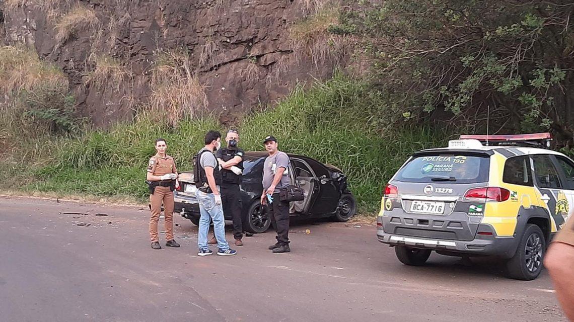 Polícia libera cinco detidos após perseguição e morte em Francisco Beltrão