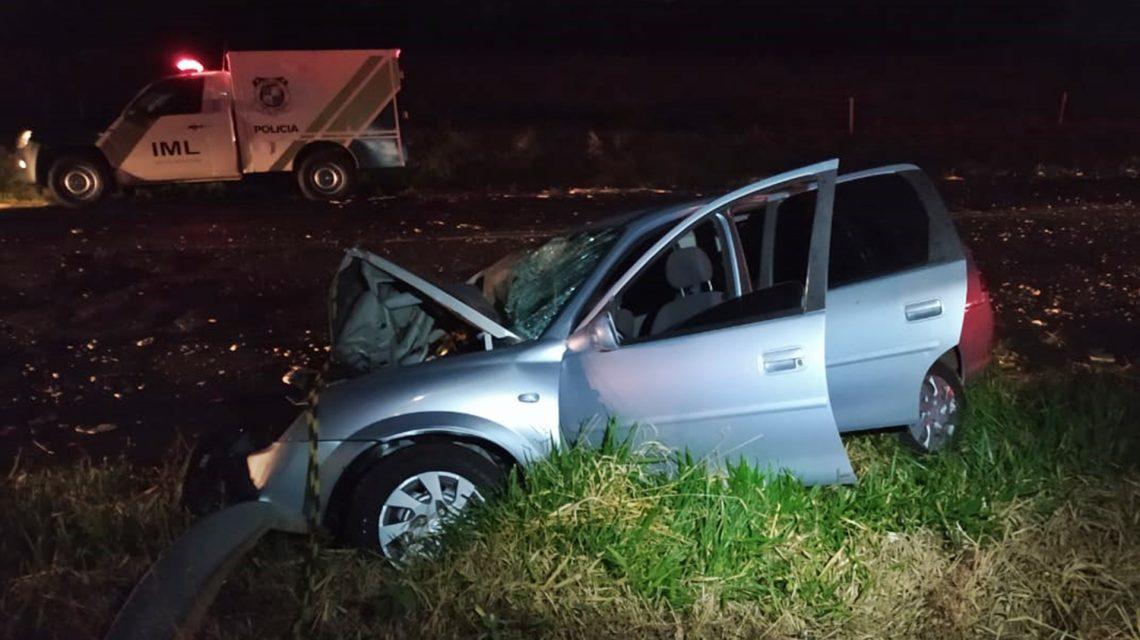 Francisco Beltrão: Homem morre em acidente envolvendo carro e caminhão na PR-483
