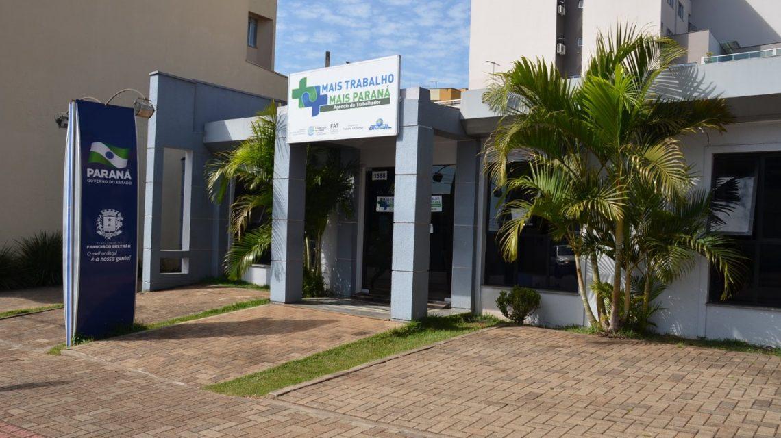 Agência do trabalhador volta a atender o público em Francisco Beltrão
