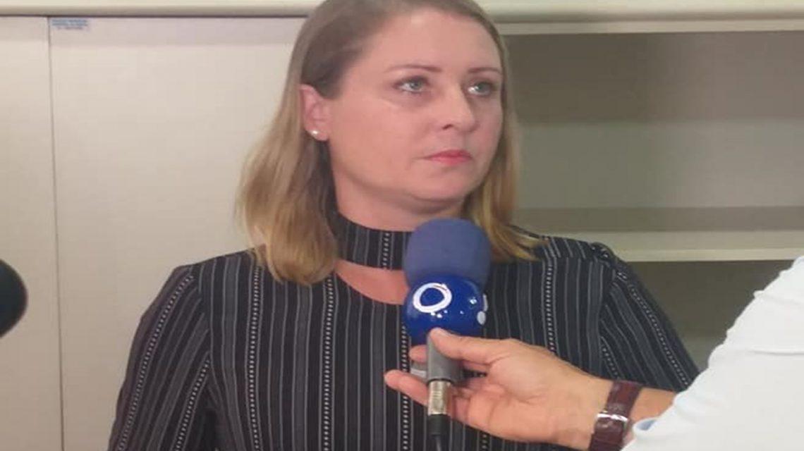 Flávia Ostapiv é a nova diretora do escritório regional do Instituto Água e Terra de Pato Branco