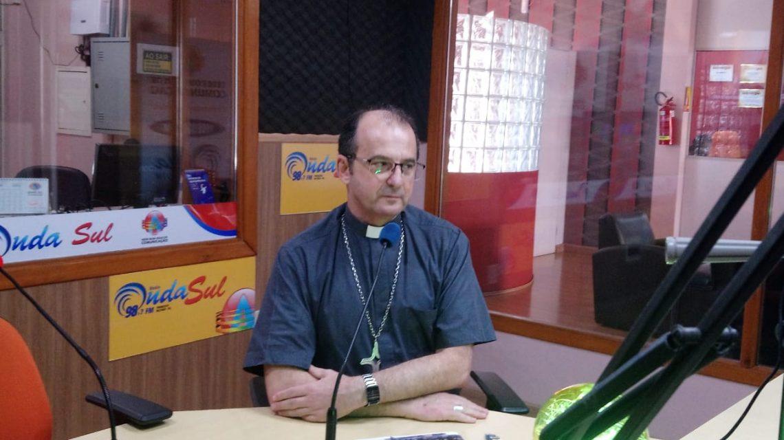 Dom Edgar fala sobre o primeiro encontro com o Papa Francisco como bispo
