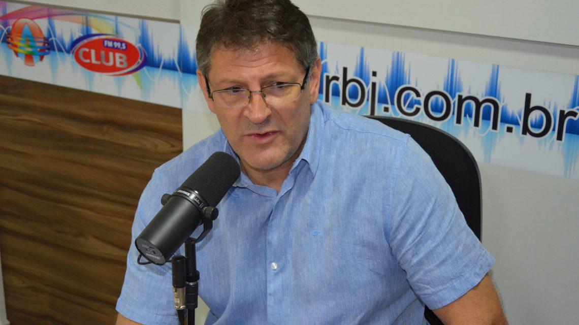 Daniel Langaro reafirma pré-candidatura a prefeito de Palmas