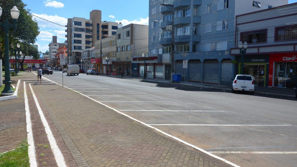 Comerciantes pedem reabertura de empresas em Palmas