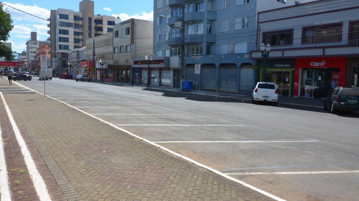 Prefeitura de Palmas decreta toque de recolher e amplia fechamento do comércio
