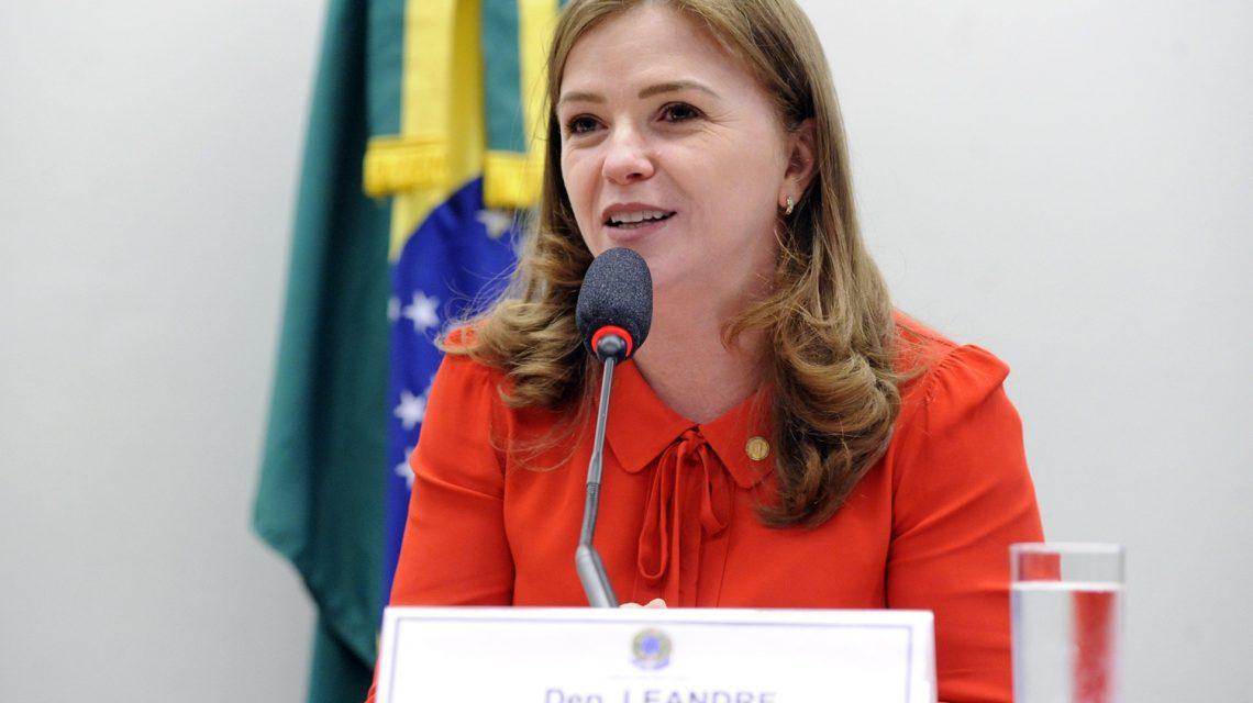 Deputada do Paraná é coautora de projeto com medidas para frear avanço do coronavírus