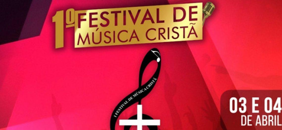 Festival de Música Cristã de Palmas terá como premiação mais de 11 mil